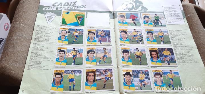 Coleccionismo deportivo: ALBUM LIGA ESTE 1991/92 - INCOMPLETO - COMO SE VE EN LAS FOTOS - VER TODAS LAS FOTOS - Foto 6 - 194212136