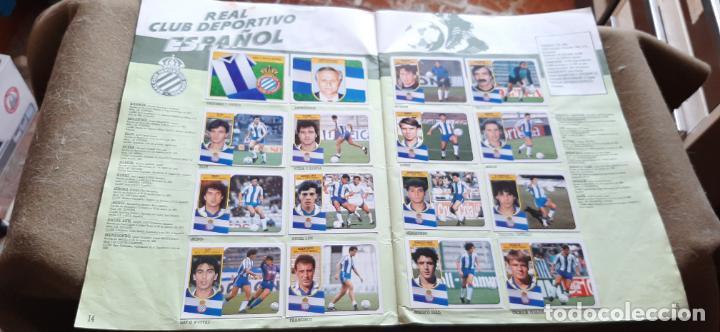Coleccionismo deportivo: ALBUM LIGA ESTE 1991/92 - INCOMPLETO - COMO SE VE EN LAS FOTOS - VER TODAS LAS FOTOS - Foto 8 - 194212136