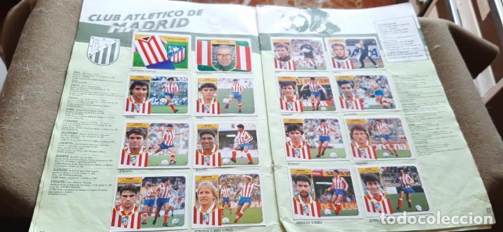 Coleccionismo deportivo: ALBUM LIGA ESTE 1991/92 - INCOMPLETO - COMO SE VE EN LAS FOTOS - VER TODAS LAS FOTOS - Foto 11 - 194212136