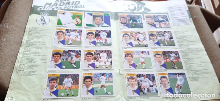 Coleccionismo deportivo: ALBUM LIGA ESTE 1991/92 - INCOMPLETO - COMO SE VE EN LAS FOTOS - VER TODAS LAS FOTOS - Foto 12 - 194212136
