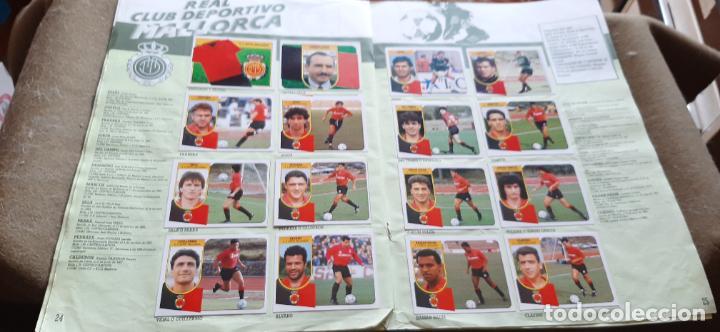 Coleccionismo deportivo: ALBUM LIGA ESTE 1991/92 - INCOMPLETO - COMO SE VE EN LAS FOTOS - VER TODAS LAS FOTOS - Foto 13 - 194212136
