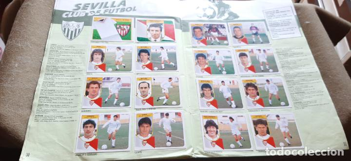 Coleccionismo deportivo: ALBUM LIGA ESTE 1991/92 - INCOMPLETO - COMO SE VE EN LAS FOTOS - VER TODAS LAS FOTOS - Foto 16 - 194212136