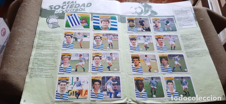 Coleccionismo deportivo: ALBUM LIGA ESTE 1991/92 - INCOMPLETO - COMO SE VE EN LAS FOTOS - VER TODAS LAS FOTOS - Foto 17 - 194212136