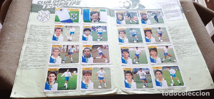 Coleccionismo deportivo: ALBUM LIGA ESTE 1991/92 - INCOMPLETO - COMO SE VE EN LAS FOTOS - VER TODAS LAS FOTOS - Foto 18 - 194212136