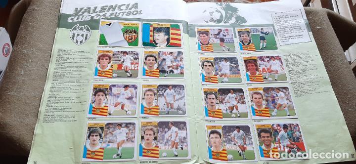 Coleccionismo deportivo: ALBUM LIGA ESTE 1991/92 - INCOMPLETO - COMO SE VE EN LAS FOTOS - VER TODAS LAS FOTOS - Foto 19 - 194212136