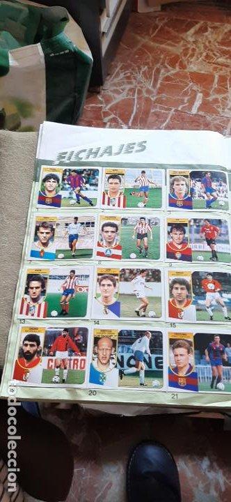Coleccionismo deportivo: ALBUM LIGA ESTE 1991/92 - INCOMPLETO - COMO SE VE EN LAS FOTOS - VER TODAS LAS FOTOS - Foto 22 - 194212136