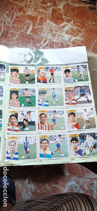 Coleccionismo deportivo: ALBUM LIGA ESTE 1991/92 - INCOMPLETO - COMO SE VE EN LAS FOTOS - VER TODAS LAS FOTOS - Foto 23 - 194212136