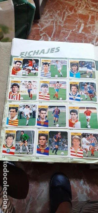 Coleccionismo deportivo: ALBUM LIGA ESTE 1991/92 - INCOMPLETO - COMO SE VE EN LAS FOTOS - VER TODAS LAS FOTOS - Foto 24 - 194212136