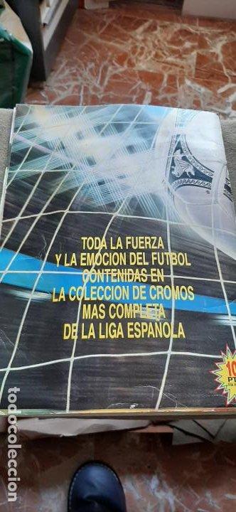 Coleccionismo deportivo: ALBUM LIGA ESTE 1991/92 - INCOMPLETO - COMO SE VE EN LAS FOTOS - VER TODAS LAS FOTOS - Foto 25 - 194212136