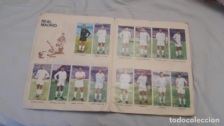 Coleccionismo deportivo: ALBUM DE LA LIGA 1968-69 DE RUIZ ROMERO SOLO FALTAN 3 CROMOS - Foto 3 - 194321210