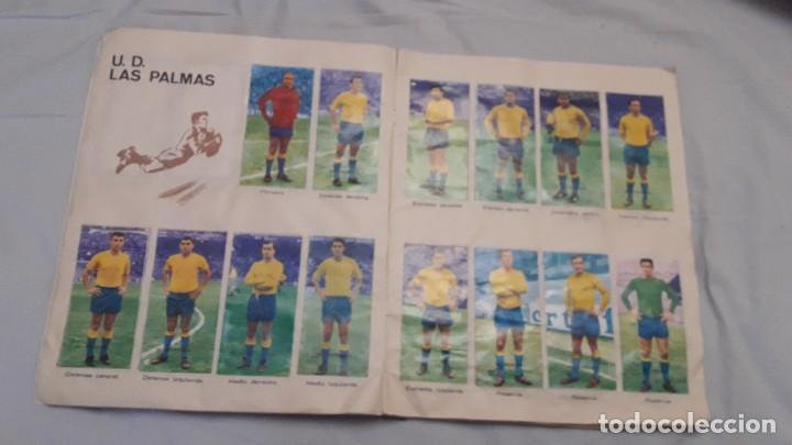 Coleccionismo deportivo: ALBUM DE LA LIGA 1968-69 DE RUIZ ROMERO SOLO FALTAN 3 CROMOS - Foto 5 - 194321210