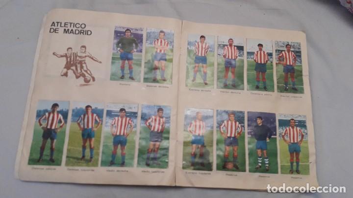 Coleccionismo deportivo: ALBUM DE LA LIGA 1968-69 DE RUIZ ROMERO SOLO FALTAN 3 CROMOS - Foto 8 - 194321210