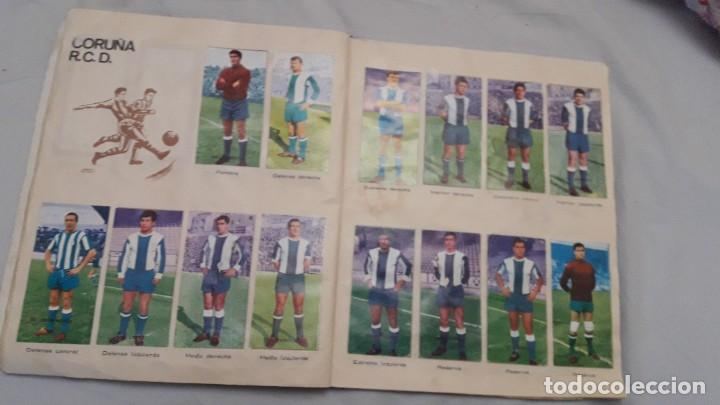 Coleccionismo deportivo: ALBUM DE LA LIGA 1968-69 DE RUIZ ROMERO SOLO FALTAN 3 CROMOS - Foto 16 - 194321210