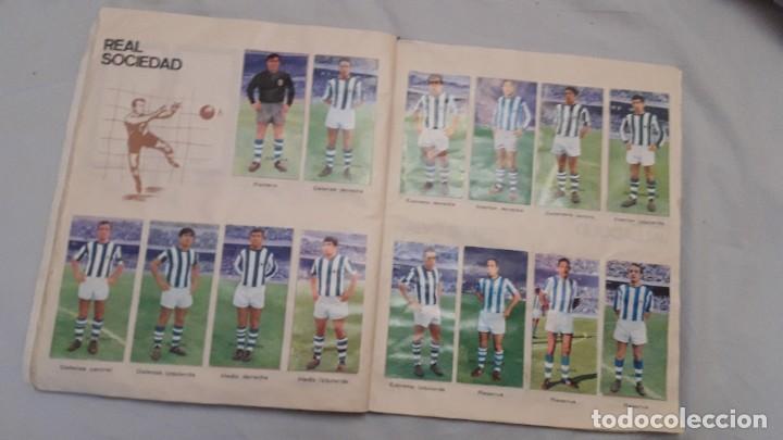 Coleccionismo deportivo: ALBUM DE LA LIGA 1968-69 DE RUIZ ROMERO SOLO FALTAN 3 CROMOS - Foto 18 - 194321210