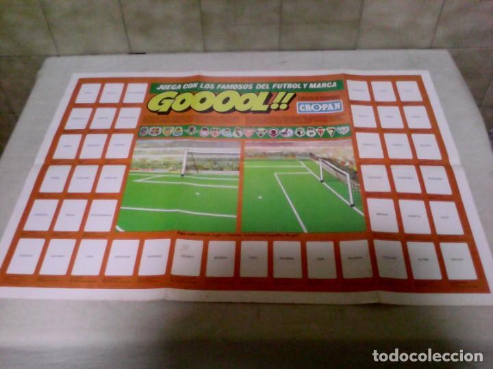 ALBUM GOOOOL CROPAN (Coleccionismo Deportivo - Álbumes y Cromos de Deportes - Álbumes de Fútbol Incompletos)