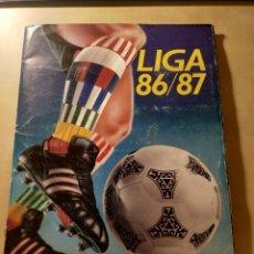 Coleccionismo deportivo: ÁLBUM LIGA ESTE 86 87. Lote 194354716