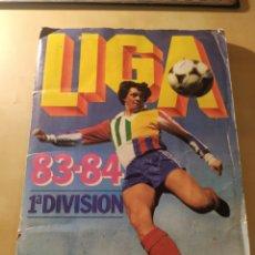 Coleccionismo deportivo: ÁLBUM LIGA ESTE 83 84. Lote 194355517