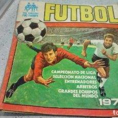 Coleccionismo deportivo: ALBUM CROMOS FUTBOL LIGA 1973 EDITORIAL RUIZ ROMERO VER DESCRIPCION. Lote 194489193