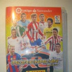 Coleccionismo deportivo: LOTE 101 CROMOS DISTINTOS PANINI. ADRENALYN XL CARDS. 2016-2017 FÚTBOL. VER LAS FOTOS. Lote 194508862
