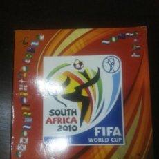 Coleccionismo deportivo: ALBUM CROMOS VACÍO NUEVO PLANCHA MUNDIAL SUDÁFRICA 2010. Lote 194513452