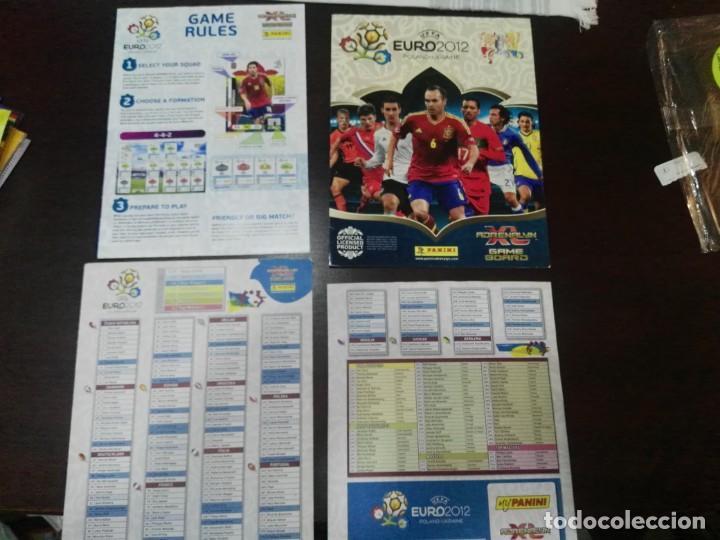 Coleccionismo deportivo: Portadas originales nuevas adrenalyn euro 2012 - Foto 2 - 194514552