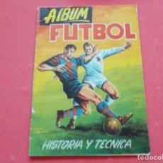 Coleccionismo deportivo: EDIGESA 1959 HISTORIA Y TECNICA DEL FUTBOL. Lote 194529142