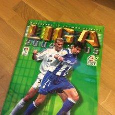 Coleccionismo deportivo: ÁLBUM 2004 2005 04 05 LIGA ESTE. Lote 194538788
