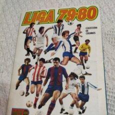 Coleccionismo deportivo: ÁLBUM DE CROMOS 79-80. Lote 194575098