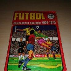 Coleccionismo deportivo: ÁLBUM RUIZ ROMERO - CAMPEONATO NACIONAL 1974 1975. Lote 194588211