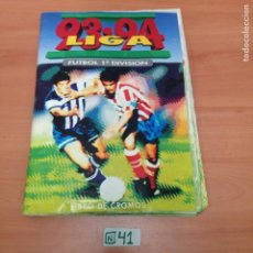 Coleccionismo deportivo: LIGA 93 ,94 ESTE PARA DESGUACE. Lote 194641966