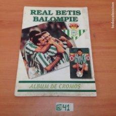 Coleccionismo deportivo: REAL BETIS BALOMPIÉ. Lote 194642670