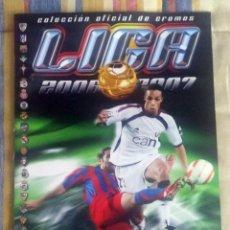 Coleccionismo deportivo: ALBUM VACIO PLANCHA SIN CROMOS EDICIONES ESTE LIGA FUTBOL 2006 2007 06 07. Lote 194671866