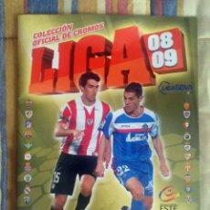 Coleccionismo deportivo: ALBUM VACIO PLANCHA SIN CROMOS EDICIONES ESTE LIGA FUTBOL 2008 2009 08 09. Lote 194671966