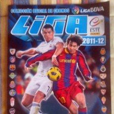 Coleccionismo deportivo: ALBUM VACIO PLANCHA SIN CROMOS EDICIONES ESTE LIGA FUTBOL 2011 2012 11 12. Lote 194673585