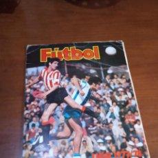 Coleccionismo deportivo: ALBUM ED ESTE 77 78 CROMO FUTBOL LIGA 1977 1978 TEMPORADA - VACIO CROMOS DESPEGADOS. Lote 194862131