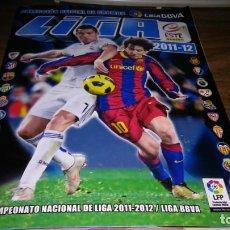 Coleccionismo deportivo: ED. ESTE 2011 2012 11 12 - ALBUM CON 571 CROMOS (SOLO FALTAN 6 PARA QUE ESTÉN TODOS LOS EDITADOS). Lote 194873806