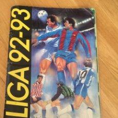 Coleccionismo deportivo: ESTE 92 93 1992 1993 ÁLBUM. Lote 194924003