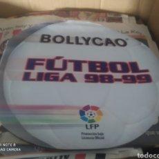 Coleccionismo deportivo: ALBUM PLANCHA FUTBOL BOLLYCAO LIGA 98-99 BUEN ESTADO. Lote 194937725