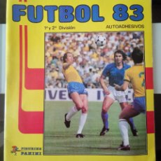 Coleccionismo deportivo: 1983 ÁLBUM CROMOS FÚTBOL LIGA 83 ED. PANINI VACÍO MBE. Lote 194977335