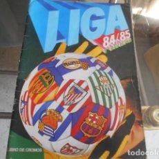 Coleccionismo deportivo: ALBUM VACIO LIGA 1984/1985 - NUNCA HA TENIDO CROMOS PEGADOS - EDICIONES ESTE. Lote 194993775