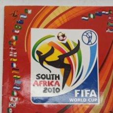 Coleccionismo deportivo: ÁLBUM Y 178 CROMOS SOUTH AFRICA 2010. FIFA WORLD CUP. Lote 195001987