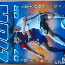 Coleccionismo deportivo: EDICIONES ESTE 2007-08 TODAS LAS FOTOS EN EL INTERIOR. Lote 195033558