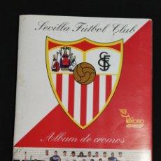 Coleccionismo deportivo: ALBUN DE CROMOS DEL SEVILLA F.C.,COLECCION OFICIAL AÑO 1995.. Lote 195053718