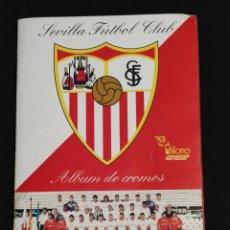 Coleccionismo deportivo: ALBUN DE CROMOS DEL SEVILLA F.C.,COLECCION OFICIAL AÑO 1995.. Lote 195054178