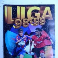 Coleccionismo deportivo: ALBUM CROMOS - LIGA 1998-1999 98-99 - ED. ESTE - VER DESCRIPCION Y FOTOS. Lote 195103303