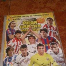 Coleccionismo deportivo: ALBUM MEGA CRACKS 325 DE 396 TRADING CARDS. Lote 195136552