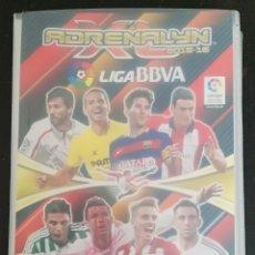 Coleccionismo deportivo: ALBUM DE FUTBOL ADRENALYN 2015-16; PANINI - CONTIENE 411 CROMOS; INCLUYE 2 EDICION LIMITADA. Lote 195155222