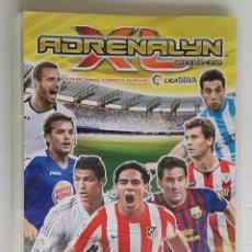 Coleccionismo deportivo: ALBUM DE FUTBOL ADRENALYN 2011-12; PANINI - CONTIENE 283 CROMOS. Lote 195155237