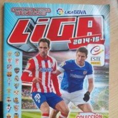 Coleccionismo deportivo: EDICIONES ESTE 2014-15 CONTIENE 319 CROMOS. Lote 195227427