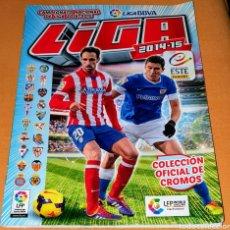 Coleccionismo deportivo: 2014-15 COLECCIÓN OFICIAL DE CROMOS LIGA BBVA. COLECCIÓN ESTE. INCOMPLETO. 154 CROMOS. Lote 195285333